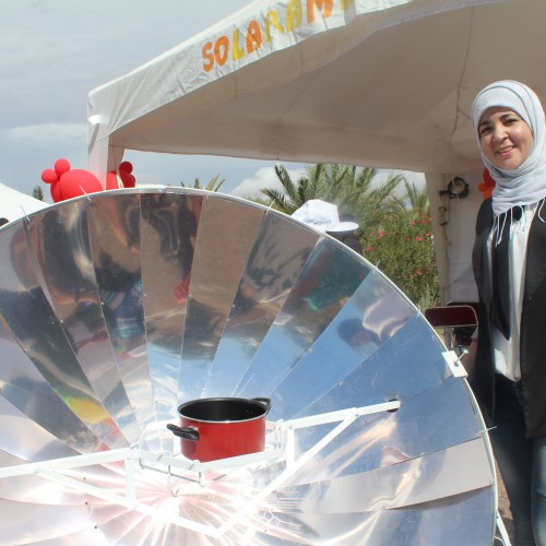 In Morocco, 'Sun is Gold!'