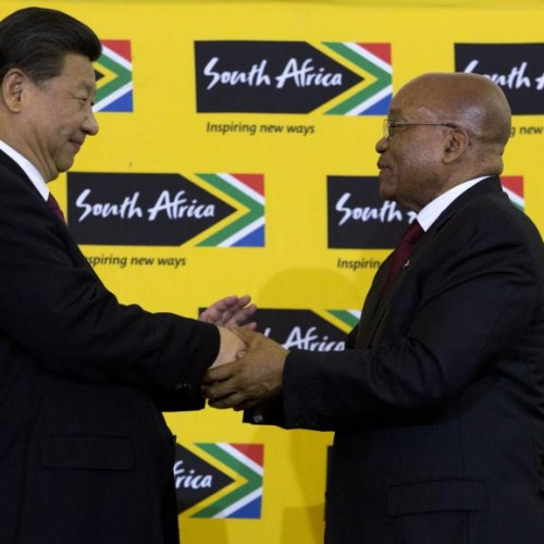 China Pledges 60 Billion Dollars in Aid to Africa