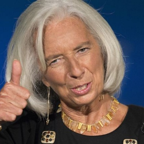 IMF: Christine Lagarde Running for a Second Term