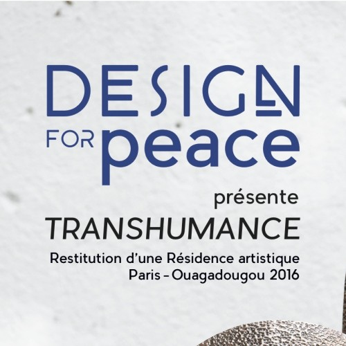 Design For Peace : Collection Transhumance pour l'autonomie et l'insertion des réfugiés touaregs