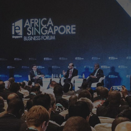 Africa Singapore Business Forum : Développer les relations Afrique / Asie