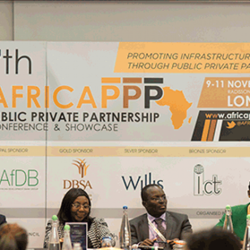 London: 8th Conference on Public-Private Partnerships in Africa