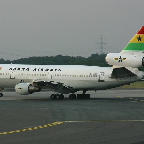 Ghana a driver for the new airline?