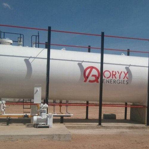Tanzania : Oryx Energies completes a new LPG Cylinder
