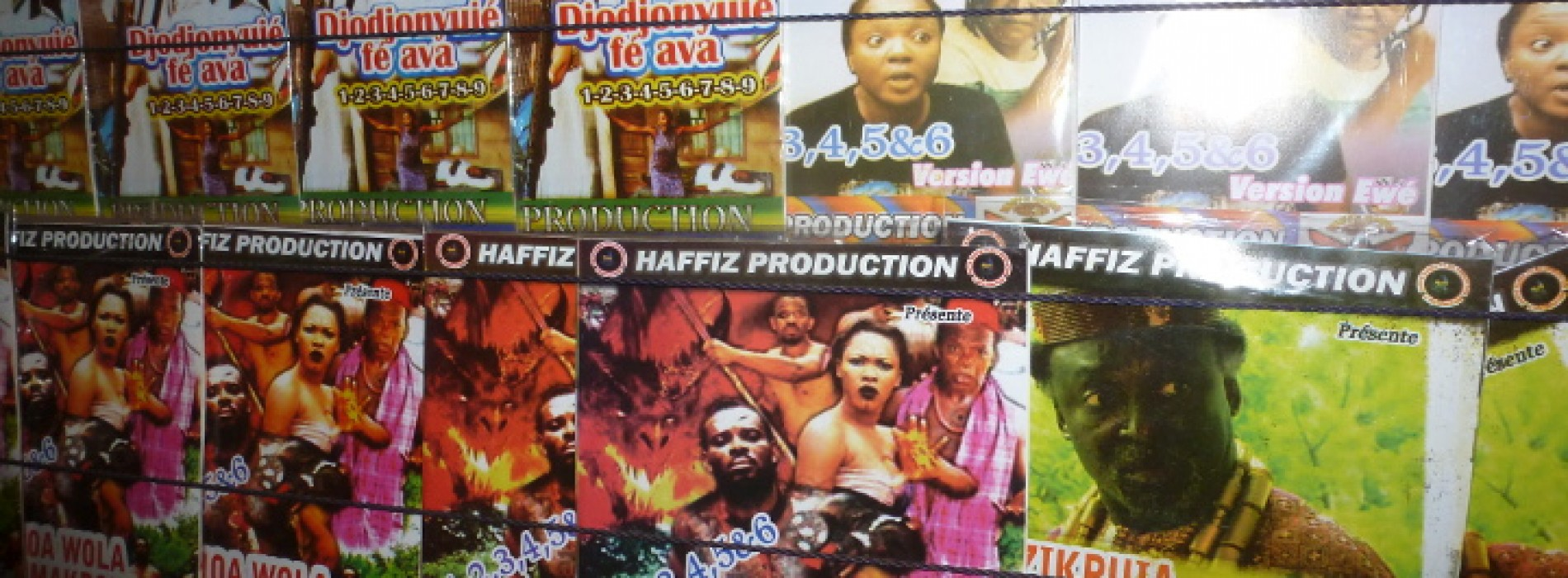 Togo: The «voice-over» take over the original