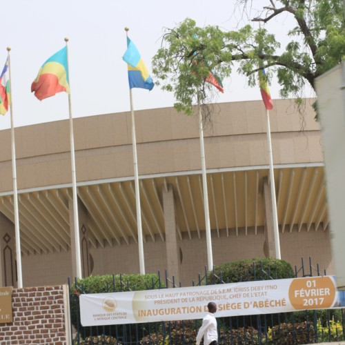 Chad: BEAC opens a new branch in Abéché