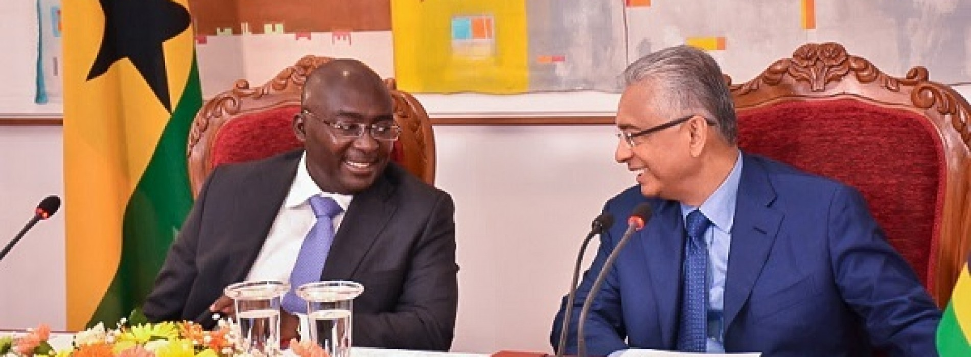 Ghana: Investment Promotion with Mauritius