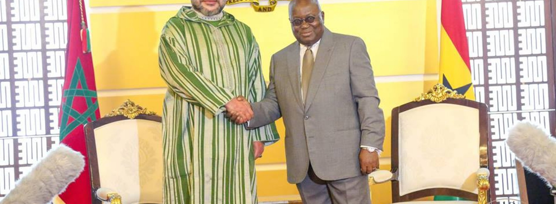 Ghana: new agreements with Morocco