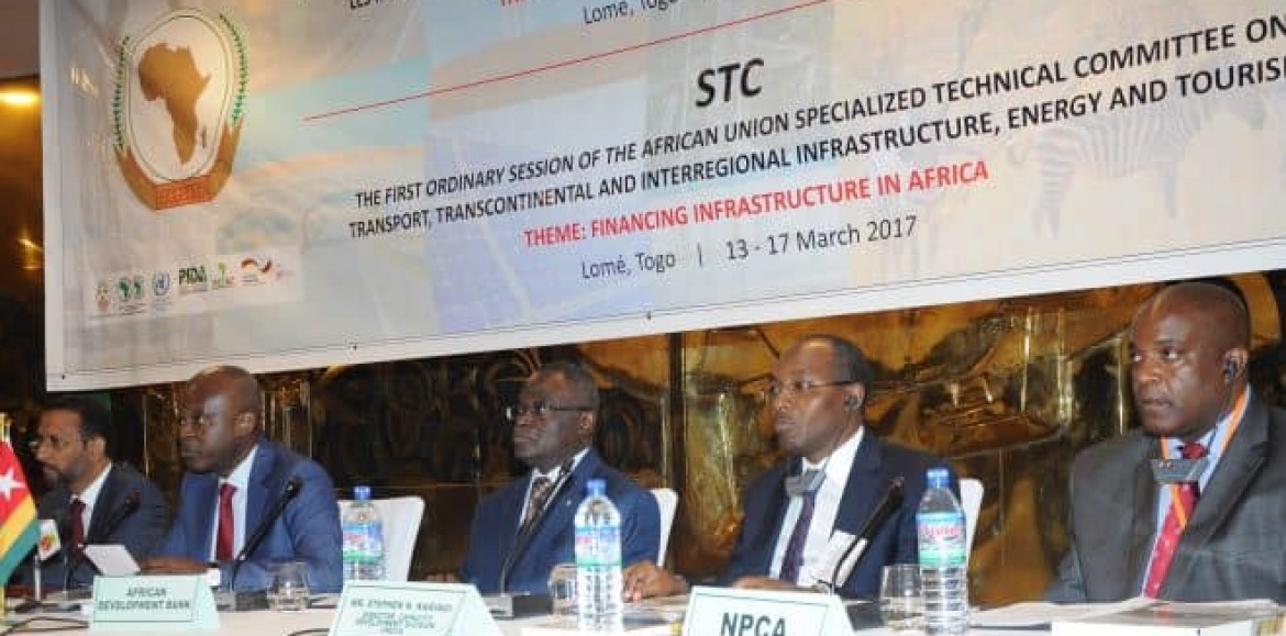 The AU wants to meet the challenge of infrastructure financing