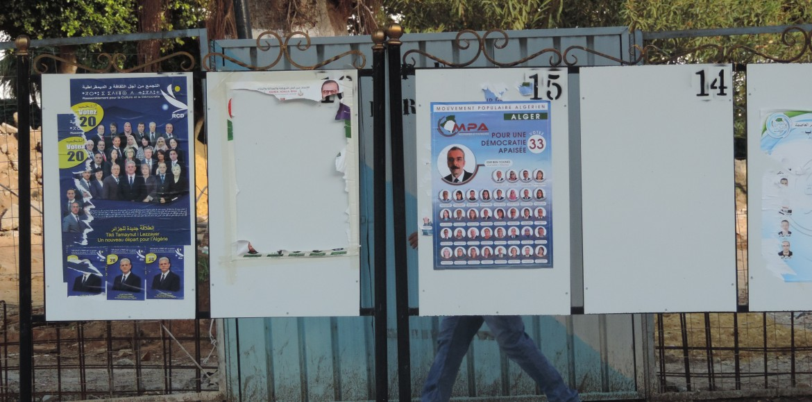 Algerian Legislative elections: Work and housing at the heart of the concerns of young voters