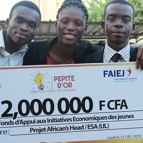 New financing for young Togolese entrepreneurs