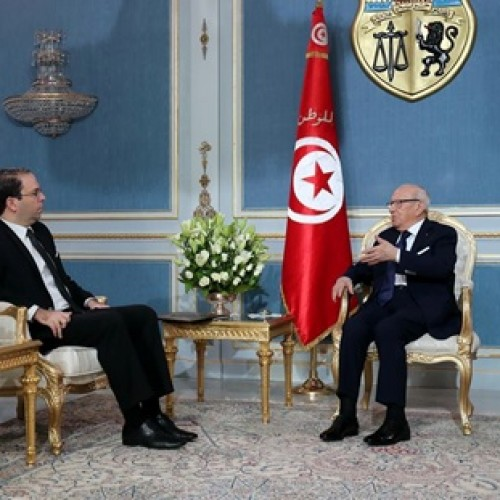 Tunisia: vote of confidence for the new Chahed's team
