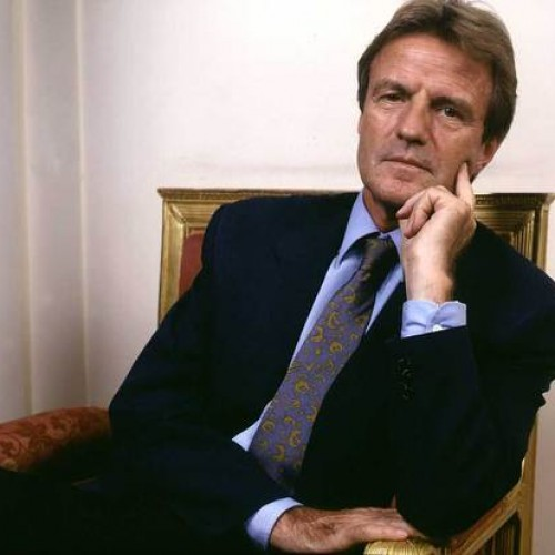 Ivory Coast: Bernard Kouchner at the inauguration of the Bank of Abidjan (BDA)
