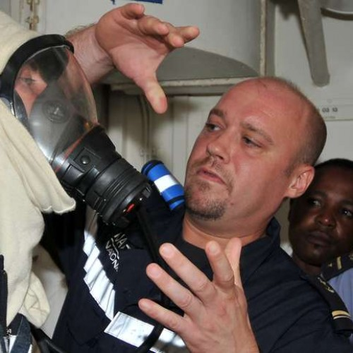 Gulf of Guinea: France brings its expertise in the fight against port crime