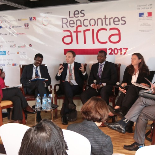 Africa Meetings: Kenya, a challenge for France