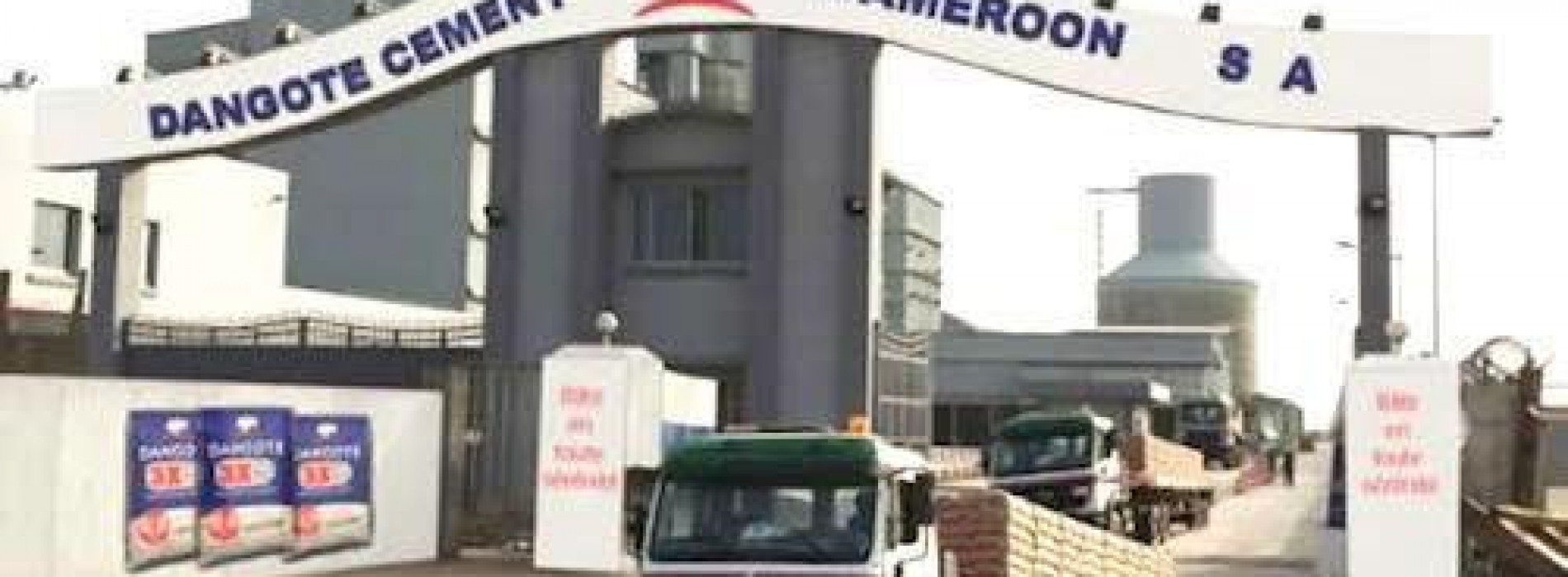 Cameroon Dangote imposes itself on the cement market