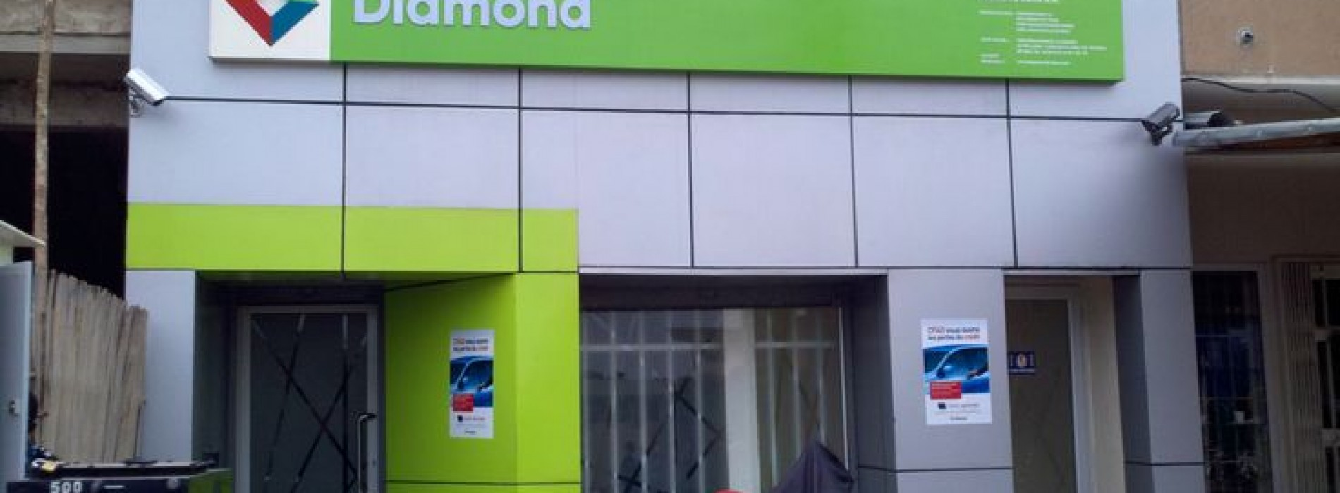 Diamond Bank sells its banking operations to Manzi Finances S.A