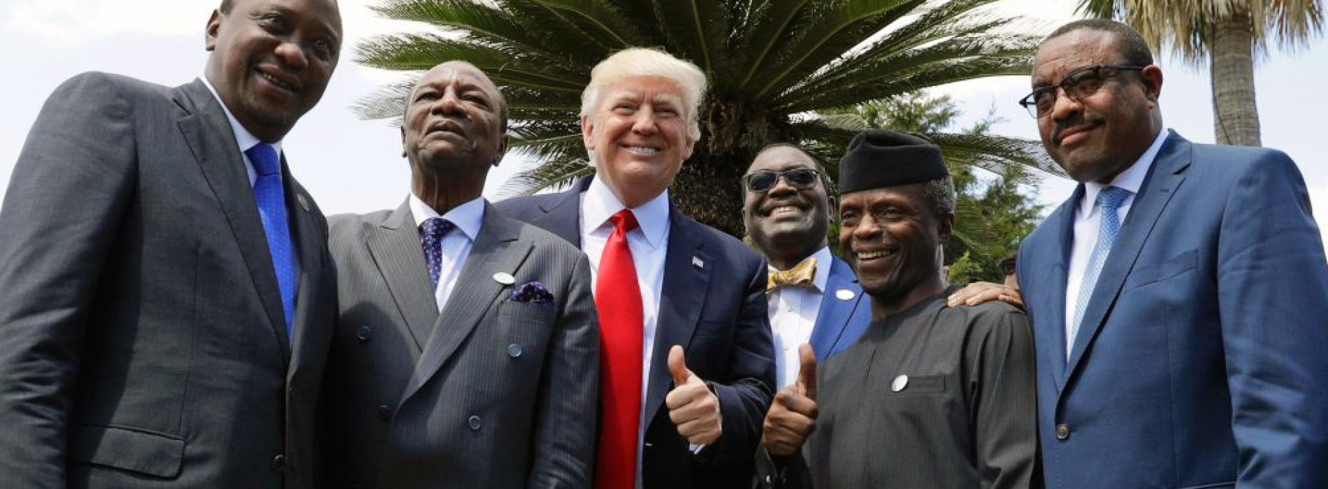 USA-Africa: From Obamania to Trumphobia