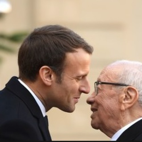 Tunisia : assessment of Emmanuel Macron's visit