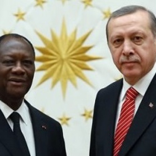 Ivory Coast-Turkey: 10 trillion CFA francs in investments