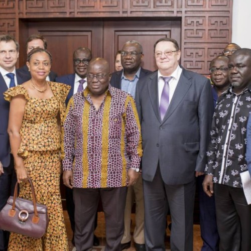 Ghana : Offensive pour augmenter la production du pétrole à partir de 2018