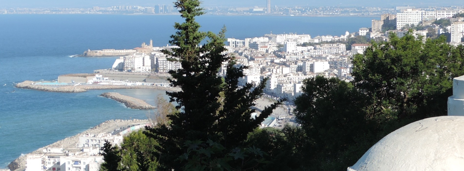 Algeria reconnects with tourist ambitions