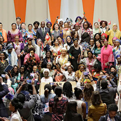 African Women Leaders Network towards creating a fund to encourage women's leadership