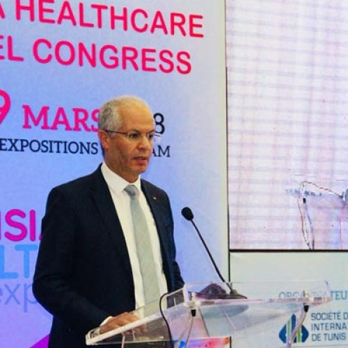 """Interview """"Our vision, to make our Tunisian health sector a driving force for the continent"""""""
