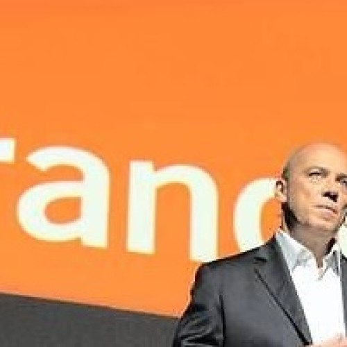Interview Stéphane Richard PDG Orange « Devenir un opérateur digital multi-services »