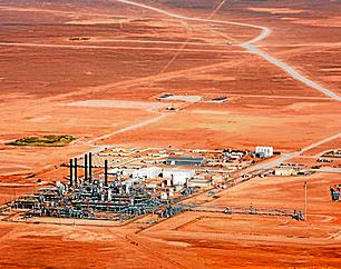 Sonatrach raffineries